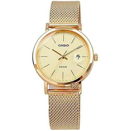 Reloj CASIO de Mujer LTP-E175MG-9E