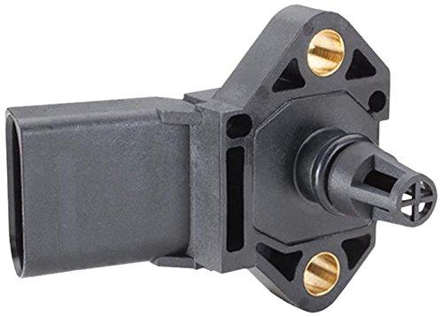 HELLA 6PP 009 400-551 Sensor, Ladedruck, Anschlussanzahl 4