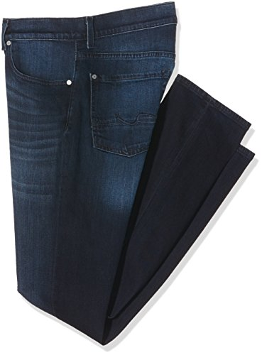 7 For All Mankind Men's Slimmy Jeans, Blue (Indigo 0AI), 32 W/34 L