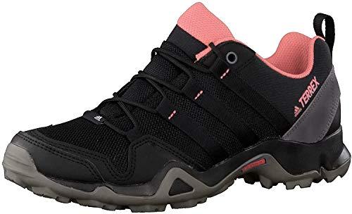 adidas Terrex Ax2r W, Chaussures de Marche Nordique Femme, Noir (Negbas/Negbas/Rostac), 45 1/3 EU