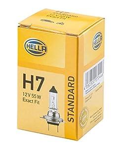 HELLA 8GH 007 157-121 Lámpara - H7 - Standard - 12V/55W - caja - Cant.: 1