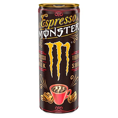 Monster Espresso 12 x 250 ml