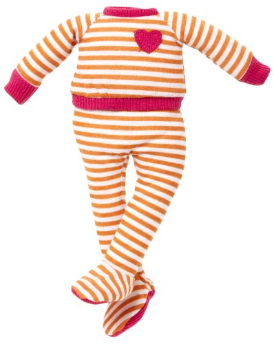 Lalaloopsy gestreiftes Pyjamas Outfit [UK Import]