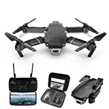 Drone,RC Quadcopter,M65 WiFi FPV 4K /1080P /480P HD Camera Altitude Hold Mode Lucoo Drone, Foldable Arms, RC Quadcopter Drone for Kids Adults + Bag (Black 4K)