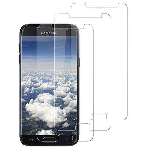 petit un compact Pack DOSNTO 3, film de protection écran pour Samsung Galaxy J5 2017, verre trempé Samsung Galaxy J5,…