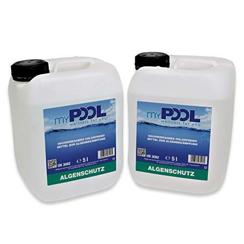 Paradies Pool Algizid 10 Liter schaumfrei