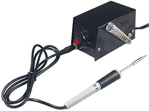 Präzisions-Lötstation mit Fein Lötkolben 230V, 8W, regelbar von 100-425C° ideal für Kleinreparaturen