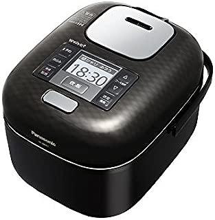 パナソニック 3合 炊飯器 圧力IH式 Wおどり炊き Jコンセプト シャインブラック SR-JW057-KK