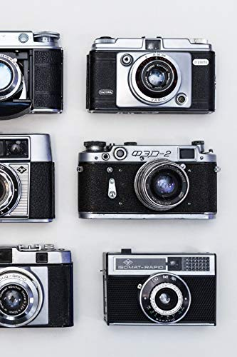 Vintage Camera: Organizer Plannner 2019 Daily Weekly Monthly Calendar