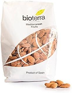 BIOTERRA Almendra Ecológica Española Cruda, Con Piel, Sin Gluten 750g