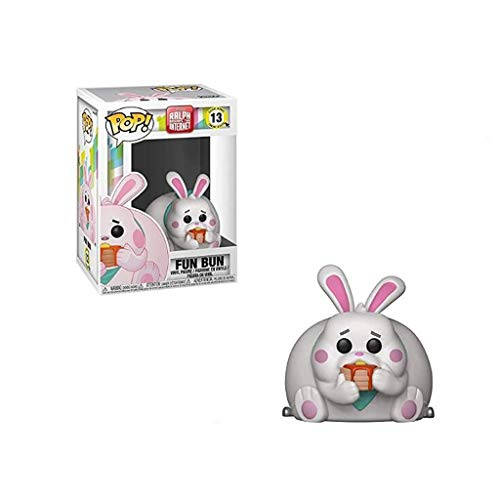 Funko POP! Disney: Rompe Ralph: Fun Bun