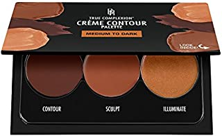 Black Radiance True Complexion Creme Contour Palette, Medium to Dark, 7.5 Gram