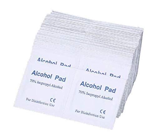 70% alcohol doekjes – 100 stuks