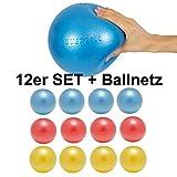 ATC Handels GmbH Overball 12er Set Mix Farben Rot