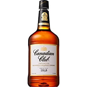 カナディアンウイスキー カナディアンクラブ 1750ml