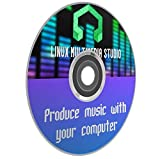 Laptop Music Production Studio Multi-Track Editing Mixing Recording Computer Software DVD