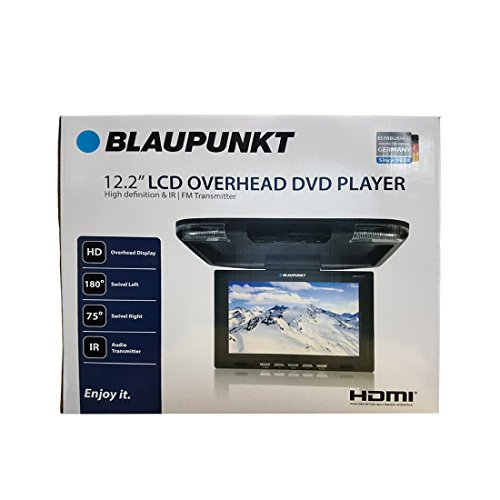 Blaupunkt GX2156 Car Video 12.2' High...