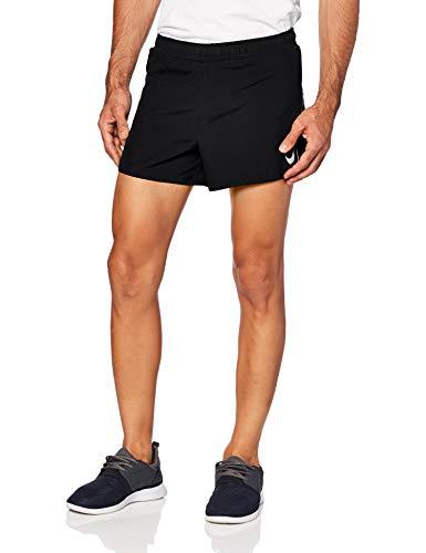 Nike Running, Shorts Uomo, Black/Gunsmoke, XL