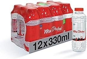 Mai Dubai Bottled Water, 12 x 330 ml
