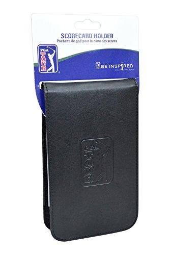 PGA TOUR Score Card Holder - Black - 2