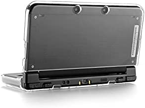 TNP Case Compatible with [ NEW Nintendo 3DS XL LL 2015 ] - Ultra Clear Crystal Transparent Hard Shell Protective Case Cover Skin for New Nintendo 3DS XL / 3DS LL 2015 [New Modified Hinge-less Design]