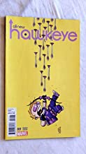 All-New Hawkeye #1 Skottie Young Variant UNCIRCULATED Comic Book - Marvel Comics 2015 - NEW Grade 9.8 - Jeff Lemire VERY RARE!