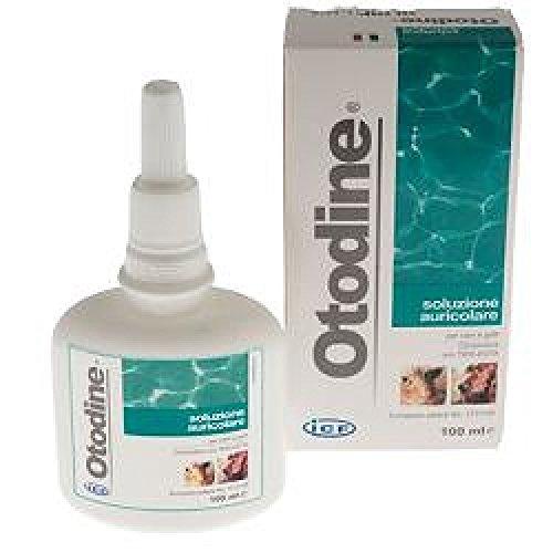 Veterinärhygiene Detergenti Per Uso Veterinario Auricolare Otodine Per Cani E Gatti 50 Ml