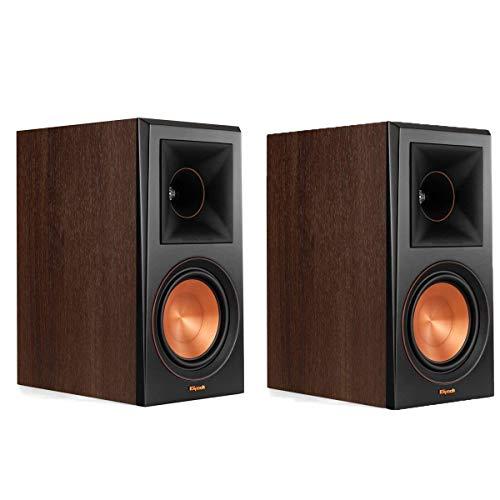 Klipsch RP-600M Reference Premiere Bookshelf Speakers - Pair (Walnut)...