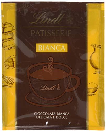 Lindt & Sprüngli Trink-Chocolade, Weiße Schokolade im Portionsbeutel, Getränkepulver, 25 x 20 g, 500 g