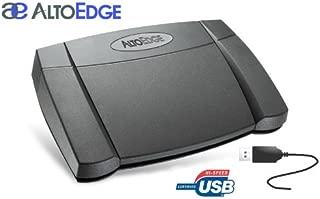AltoEdge USB Transcription Foot Pedal