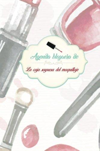 Agenda bloguera de La caja sorpresa del maquillaje