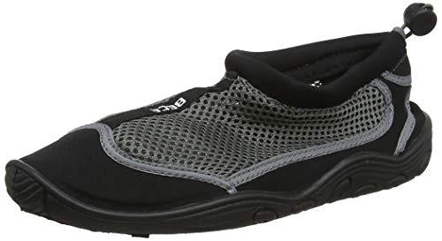 Beco Unisex Aquaschuhe Surfschuhe Stand Up Paddling Wattschuhe N EUe Kollektion Schuhe, Schwarz, 45 EU