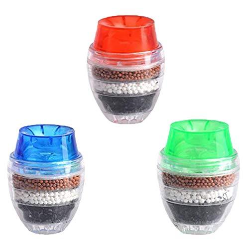 perfecthome Aktivkohle-Wasserhahn, Filterreiniger und Wasserfilter-Küchenreinigungsmischer
