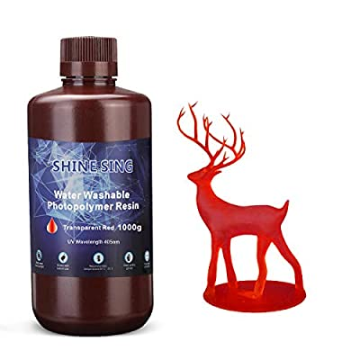 SHINE SING Water Washable Resin
