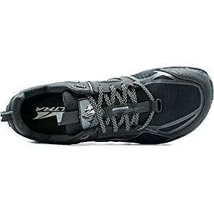 ALTRA Men's AL0A4PE5 Lone Peak 4.5 Trail Running Shoe, Black - 10.5 M US