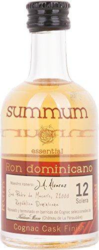 Summum 12 Solera Ron Dominicano Cognac Cask Finish Rum - 3 Unidades