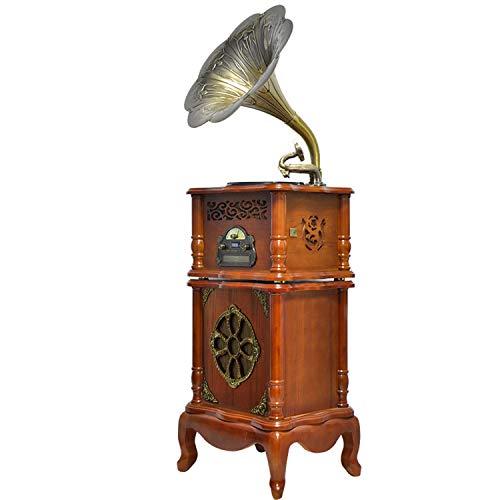 BDHBB Estilo del gramófono de la Vendimia, Tocadiscos