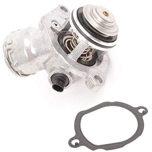 TOPAZ 2722000415 Kühlmittel Thermostat mit Dichtungen 100°C für C/E/S/M/R/GLK-KLASSE CLK/CLS/SL W203 W204 CL203
