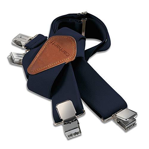 Carhartt Men's Utility Suspender, Navy
