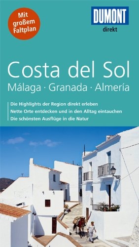 Preisvergleich Produktbild DuMont direkt Reiseführer Costa del Sol,  Malaga,  Granada