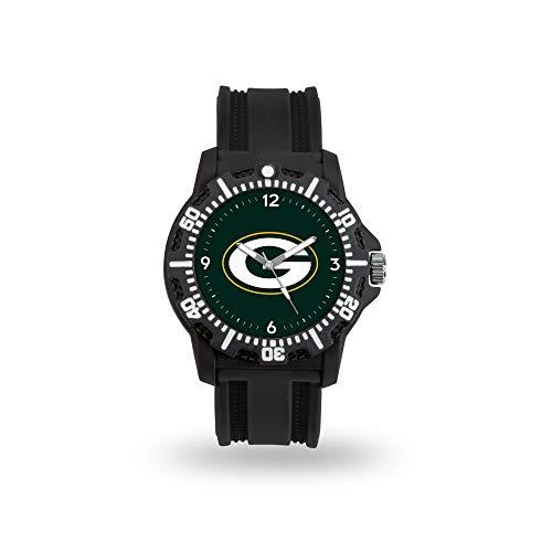 Rico Industries NFL Green Bay Packers Model Three Watch WTMDT3301