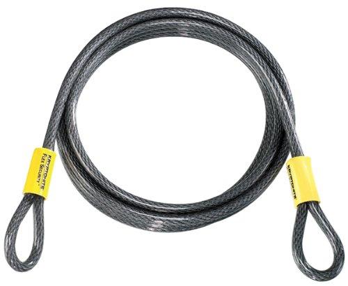 Kryptonite KryptoFlex Looped Bike Security Cable, 2'6' (5mm)