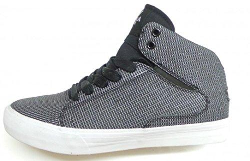 Supra Skateboard Schuhe Penny White/Black, Schuhgrösse:42.5