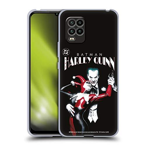 Head Case Designs Licenciado Oficialmente The Joker DC Comics Batman: Harley Quinn 1 Arte del Personaje Carcasa de Gel de Silicona Compatible con Xiaomi Mi 10 Lite 5G