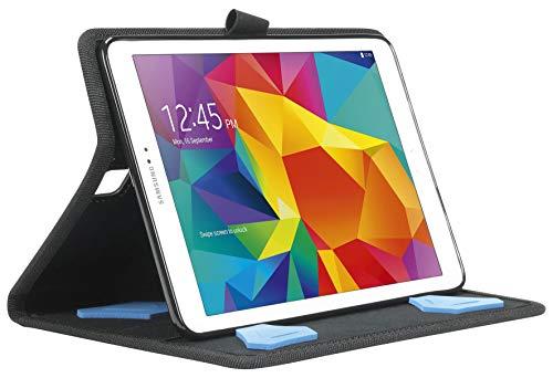 Mobilis Activ Pack Schutzhülle für Galaxy Tab S2 (9,7 Zoll), mit Schulterriemen, Schwarz