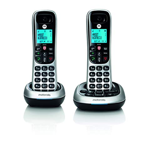 Teléfono Fijo Digital Bloqueo De Llamadas  marca motorola