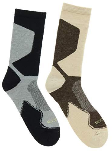 Woolrich Men's Superior Hiking Wool Socks, (2Pr)
