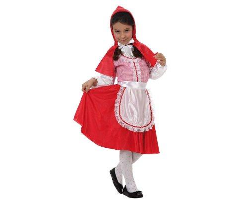 Atosa - 12067 - Costume - Déguisement De Chaperon Rouge - Taille 4