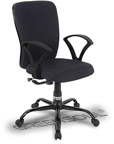 Green Soul® Seoul-X Mid Back Office/Study Chair (Smart...