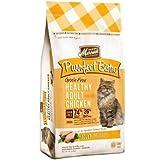 Merrick Purrfect Bistro Grain Free Healthy Adult Chicken Cat Food (4 lbs)